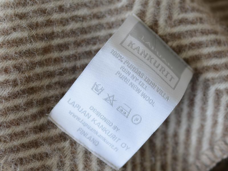 20171207-2Lapuan Kankurit (ラプアンカンクリ)MARIA ショール 洗濯