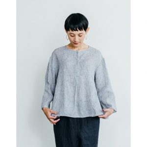 【2020春物】 fog linen work(フォグリネンワーク) アリス シャツ ソフィー