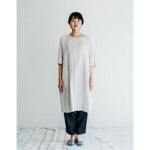 【2020夏物】 fog linen work(フォグリネンワーク)イレーネ ワンピース