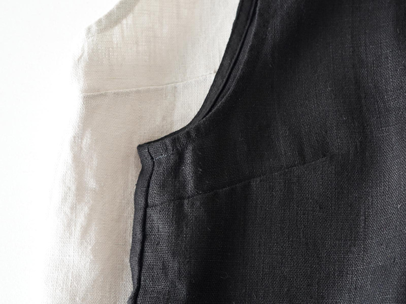あっこたんと作る理想のお洋服「はなうたノースリーブ」