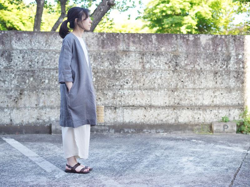 あっこたんと作る理想のお洋服サッと!ハオリ着用イメージ
